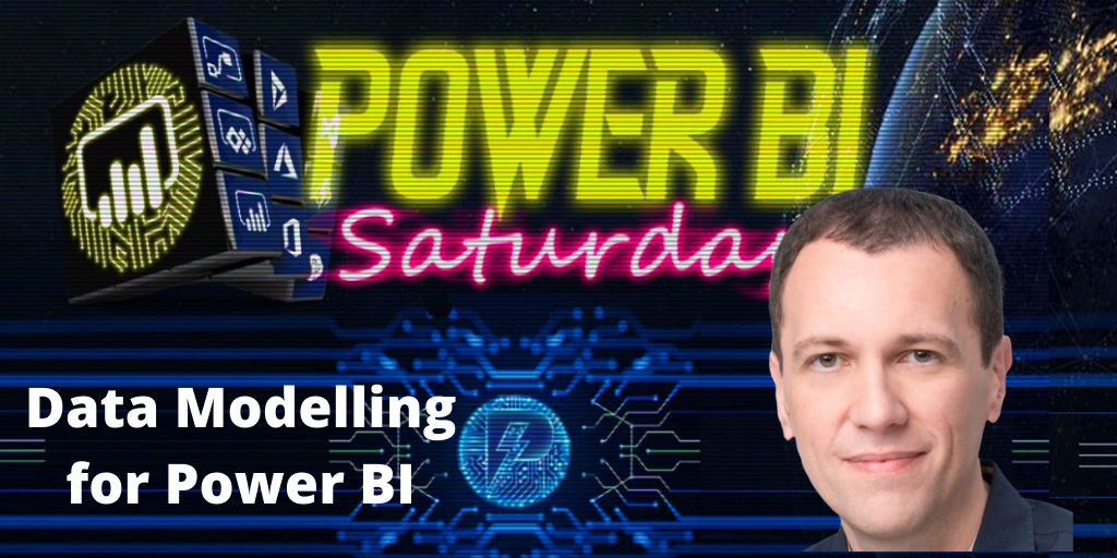 Power BI Saturday – Power BI Data Modeling