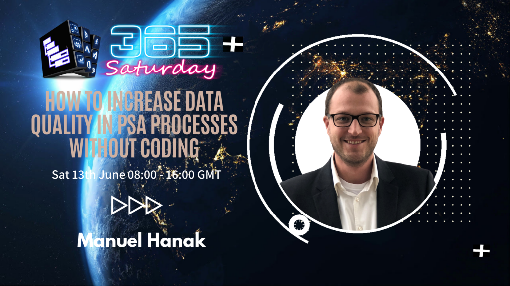 PSA Saturday Manuel Hanak
