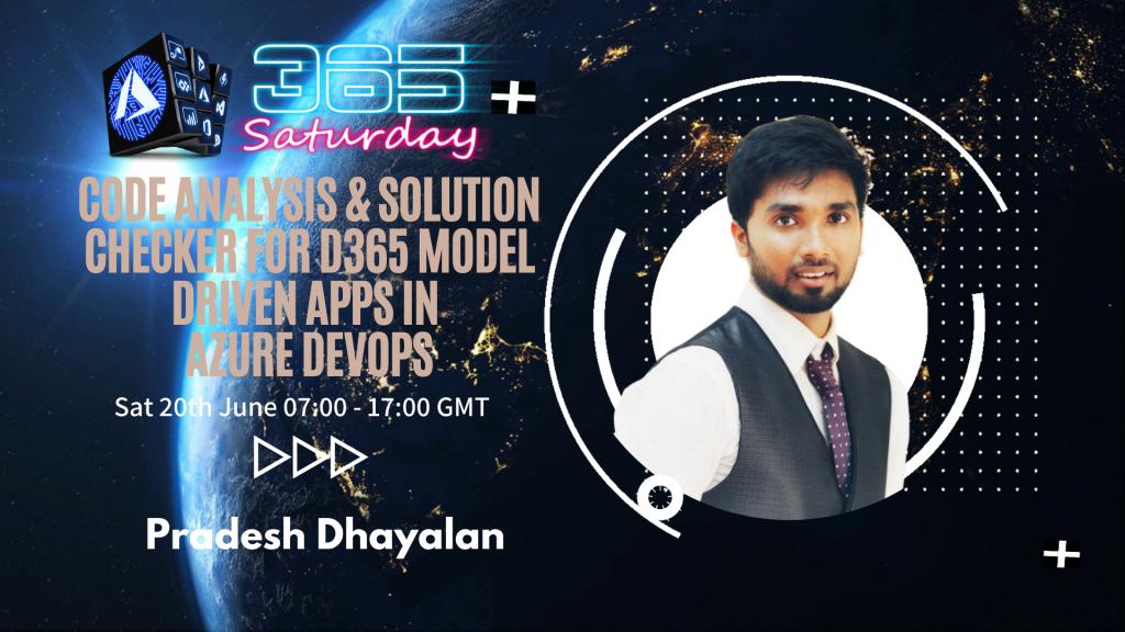 PradeshCode Analysis & Solution Checker for Dynamics 365 Model Driven Apps in Azure DevOps