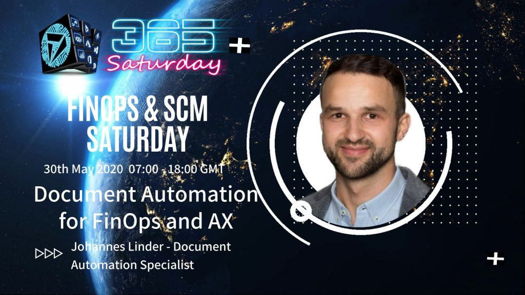 FinOps Saturday - Document Automation for FinOps and AX
